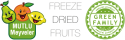 MUTLU MEYVELER & GREEN FAMILY FREEZE-DRIED SUPERFOODS