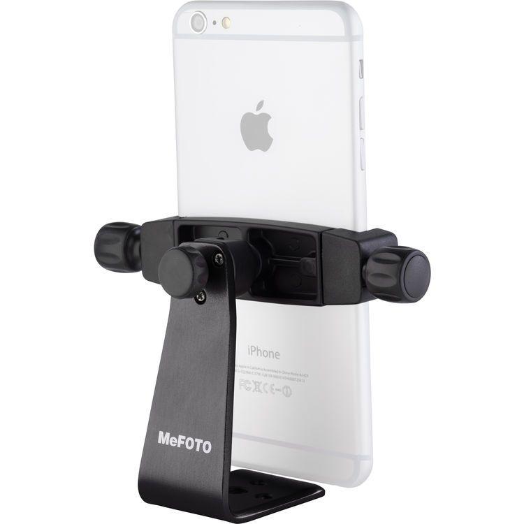 MeFOTO MPH200 SideKick360 Plus Telefon Tutacağı Black