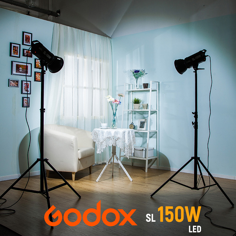 Godox SL-150W LED Video Işığı