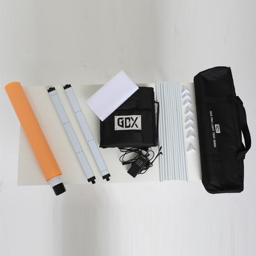 Gdx Işıklı Profosyonel Ürün Çekim Çadırı - 60x60
