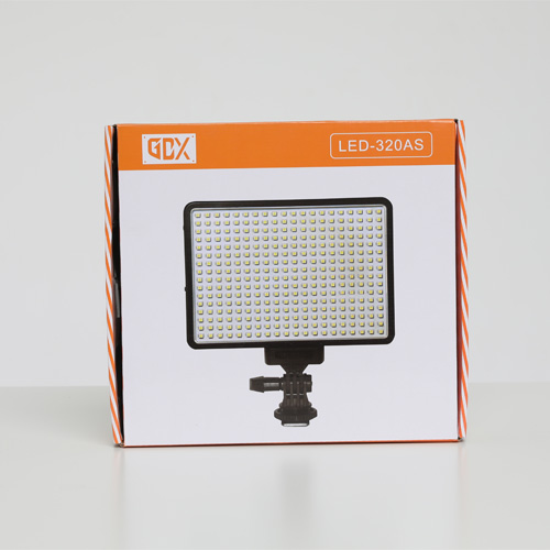 Gdx Pro Led 320AS Bataryalı Video Işığı