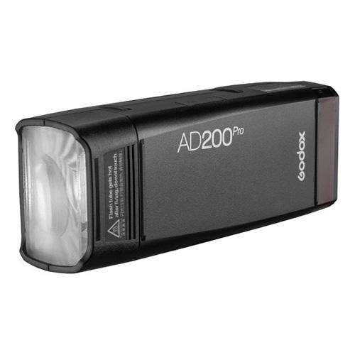 Godox AD200Pro TTL Taşınabilir Bataryalı Flaş