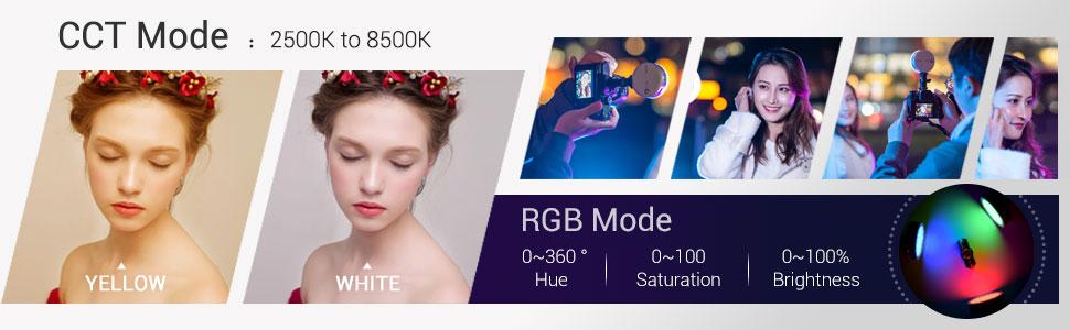 Godox R1 RGB Led