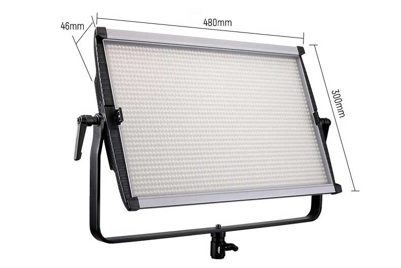 Gdx CF-Led 2020C Sürekli Panel Led Işık