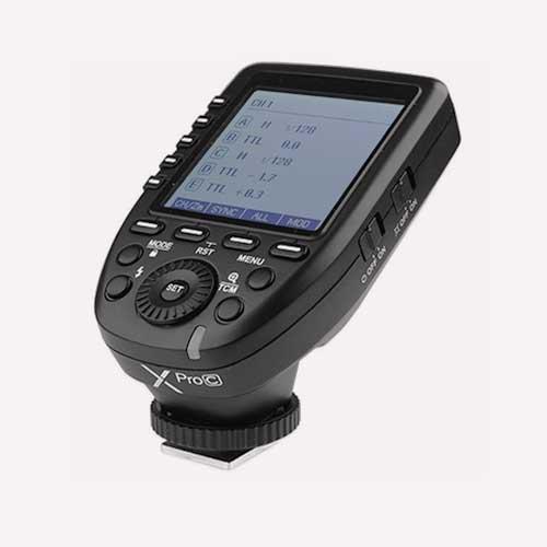 Godox XPro Canon Uyumlu Tetikleyici