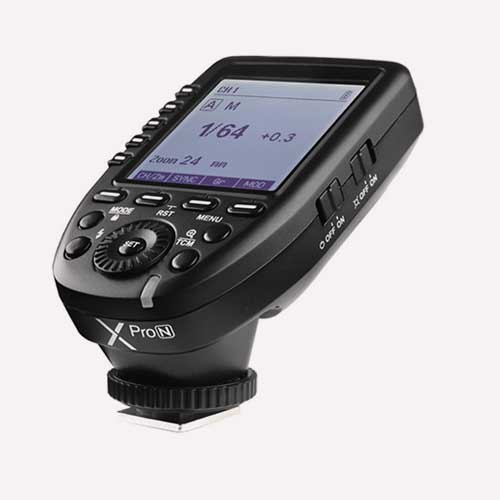 Godox XPro Nikon Uyumlu Tetikleyici