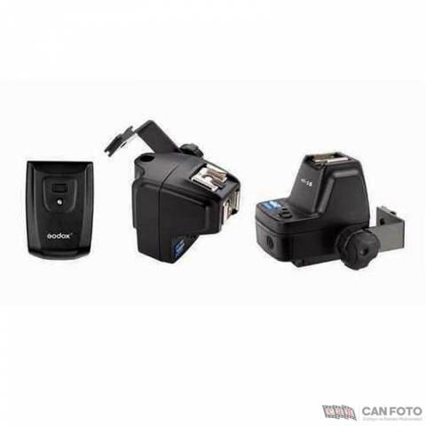 Godox MT-16 2+1 Canon, Nikon Tepe Flaş Tetikleyici