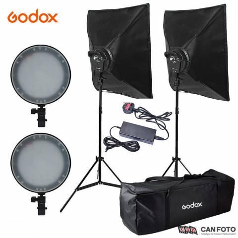 Godox TLB Led Sürekli Işık Seti