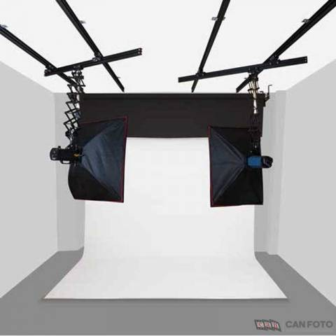 Stüdyo Tavan Ray Sistemi
