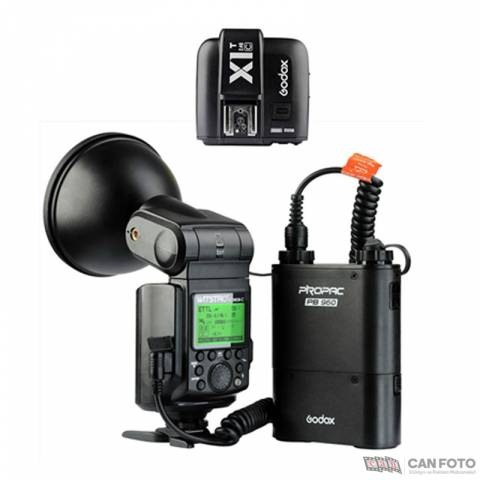 Godox Witstro AD360 II Nikon TTL Bataryalı Flaş ve X1-T Tetikleyici