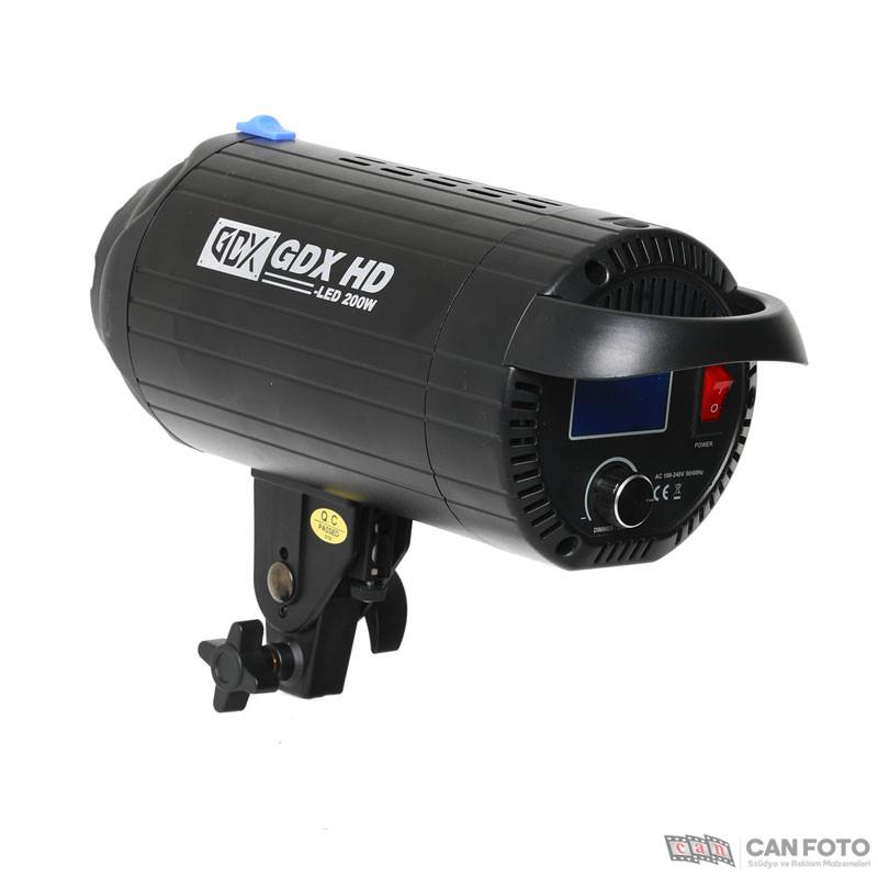 Gdx HD-200W Led Video Işığı