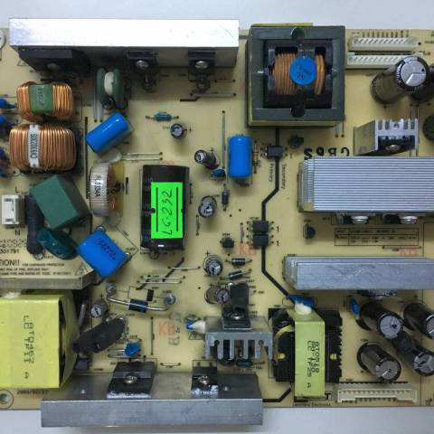 LG E301791 BESLEME KARTI / POWER SUPPLY BOARD FOR LG TV. BOARD NO. E301791