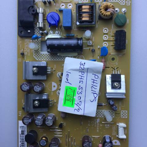PHILIPS 32PHS5302 LED TV BESLEME KARTI / POWER SUPPLY BOARD FOR PHILIPS TV BOARD NO. 715G7734-P01-003-002HPHILIPS 32PHS5302 LED TV BESLEME KARTI / POWER SUPPLY BOARD FOR PHILIPS TV BOARD NO. 715G7734-P01-003-002H