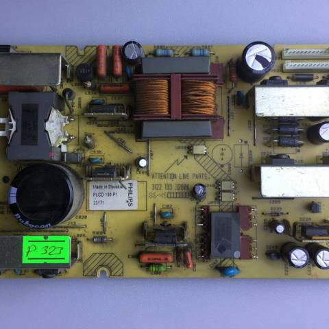 PHILIPS 32PF5521 LED TV BESLEME KARTI / POWER SUPPLY BOARD FOR PHILIPS TV BOARD NO. PLCD-190-P1