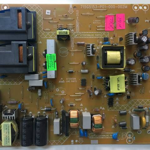 PHILIPS 42PFL3007 LCD TV BESLEME KARTI / POWER SUPPLY BOARD FOR PHILIPS TV BOARD NO. 715G5153-P01-000-002M