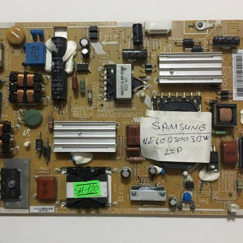 SAMSUNG UE40D5003 LED TV BESLEME KARTLARI / POWER SUPPLY BOARD FOR SAMSUNG TV BOARD NO. BN44-00703A ve PD46G0_BSM