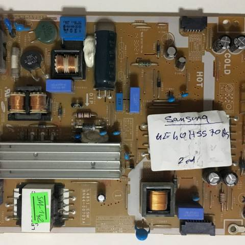 SAMSUNG UE40H5570 LED TV BESLEME KARTLARI / POWER SUPPLY BOARD FOR SAMSUNG TV BOARD NO. BN44-00703A ve L48S1_ESM