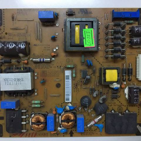 LG 32LV3400 LED TV BESLEME KARTI / POWER BOARD FOR LG TV BOARD NO. EAX64127201 / 11 & LGP32-11PUCI