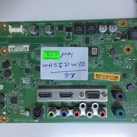 LG 42LS3450 LED TV ANAKARTI / MAINBOARD FOR LG TV BOARD NO. EAX65882903 (1.0) / EBT63153217