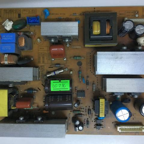 LG 32LH2000 LCD TV BESLEME KARTI / POWER BOARD FOR LG TV BOARD NO. EAX55176301/12 & EAY58582801