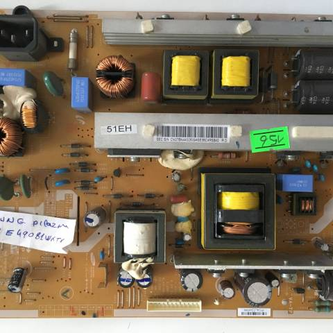 SAMSUNG PS51E490 PLAZMA TV ANAKARTI / MAINBOARD FOR SAMSUNG TV BOARD NO. BN44-00509A & PSPF291501A
