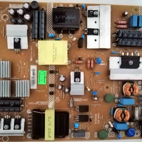 PHILIPS 55PUK6400 LED TV BESLEME KARTI (PSU) / POWER BOARD FOR PHILIPS TV BOARD NO.  TPV 715G6973-P02-007-002H & PLTVEW401XAS6