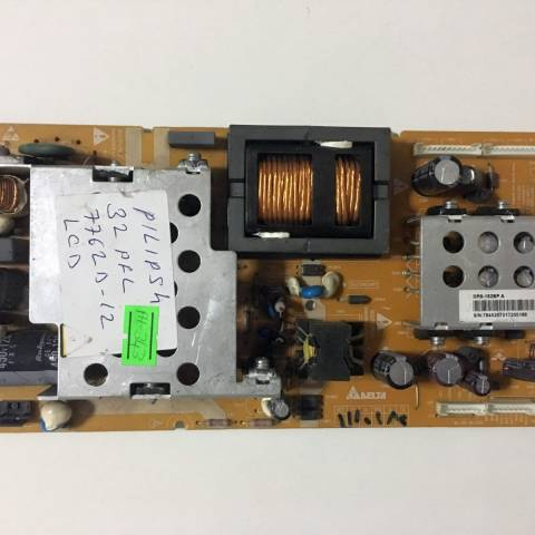 PHILIPS 32PFL7762 LCD TV BESLEME KARTI / POWER SUPPLY BOARD FOR PHILIPS TV BOARD NO. DPS-188AP