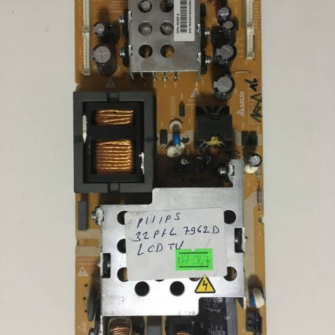 PHILIPS 32PFL7962D LCD TV BESLEME KARTI / POWER SUPPLY BOARD FOR PHILIPS TV BOARD NO. DPS-188AP A