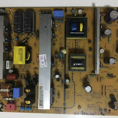 LG 42PN4500 PLAZMA TV BESLEME KARTI / POWER BOARD FOR LG PLASMA TV. BOARD NO. EAX64932801/5 VE EAY62812401