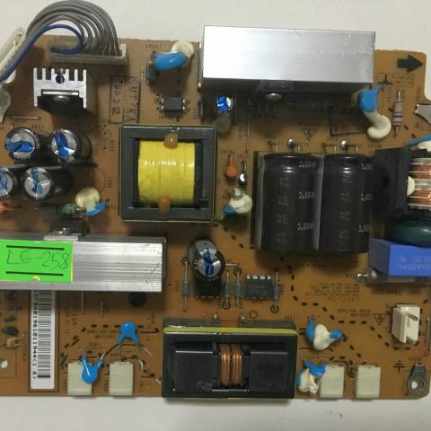 LG M227WD LCD TV BESLEME KARTI / POWER BOARD FOR LG TV. BOARD NO. PLLM-M702A VE EAY48196101