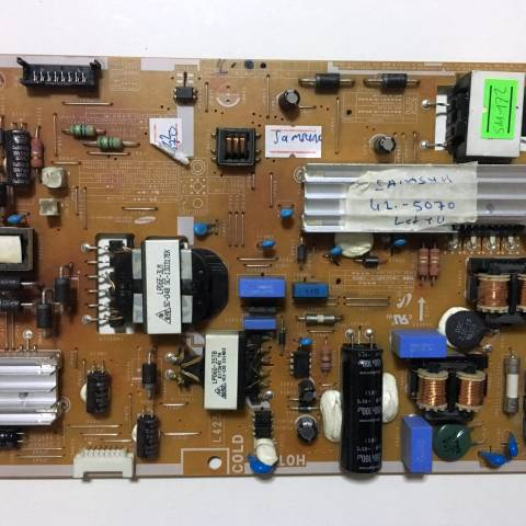 SAMSUNG UE42F5070 LED TV BESLEME KARTI / POWER SUPPLY BOARD FOR SAMSUNG TV. BOARD NO. BN44-00645A VE L42S1_DSM