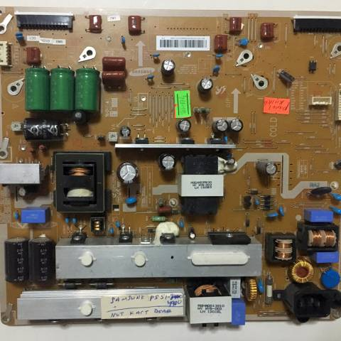 SAMSUNG PS51F4900 PLAZMA TV BESLEME KARTI / MAINBOARD FOR SAMSUNG PLASMA TV. BOARD NO. BN44-00599B & P51HN_DDY