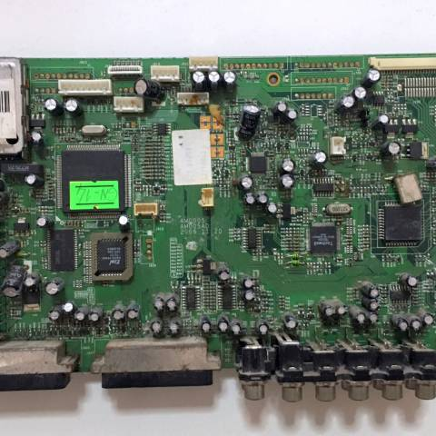 CONDOR 26'' LCD TV ANAKARTI / MAINBOARD FOR CONDOR TV. BOARD NO. AM0005 & AM005AD