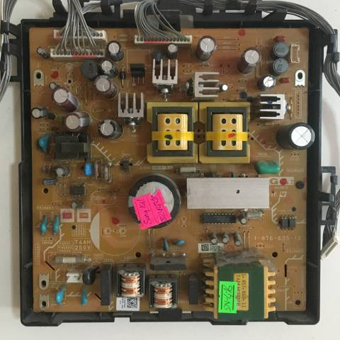 SONY KDL-32V4210 LCD TV BESLEME KARTI / POWER BOARD FOR SONY TV. BOARD NO.S 1-876-635-12 & A1556796A