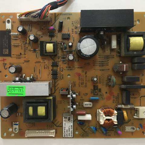 SONY KDL-32BX320 LCD TV BESLEME KARTI / POWER BOARD FOR SONY TV. BOARD NO.S APS-283, 1-884-743-11 & 1-732-811-11 (KOD:SN-420)