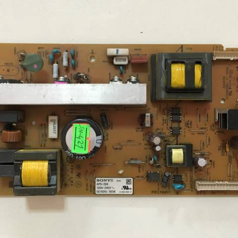 SONY KDL-40BX420 LCD TV BESLEME KARTI / POWER BOARD FOR SONY TV. BOARD NO.S APS-284, 1-883-776-21 & 147431021