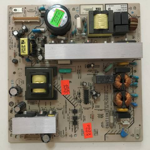 SONY KDL-32S5000 LCD TV BESLEME KARTI / POWER BOARD FOR SONY TV. BOARD NO.S APS-243, 1-878-988-41, 147416351