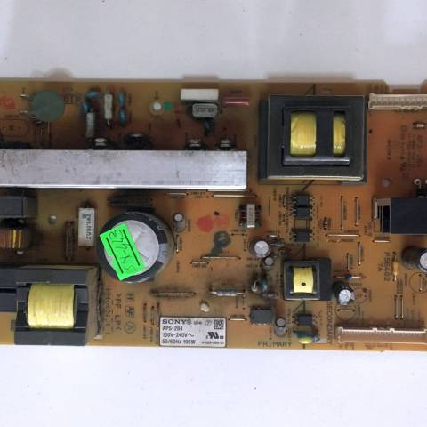 SONY KDL-40BX420 LCD TV BESLEME KARTI / POWER BOARD FOR SONY TV. BOARD NO.S APS-284, 1-884-744-11, 147431031