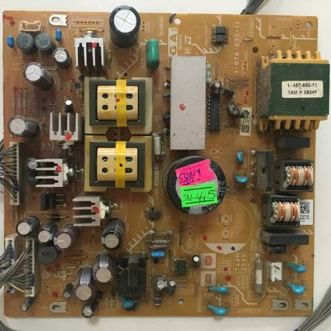 SONY KDL-32V4000 LCD TV BESLEME KARTI / POWER BOARD FOR SONY TV. BOARD NO.S 1-876-635-11, A1556796A, A-1526-430-A