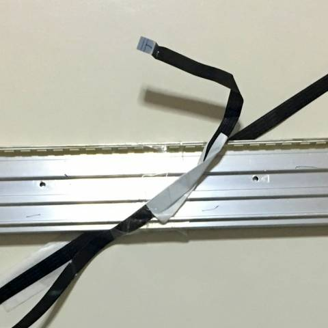 BEKO B47-LEP-6WV TV PANEL LED ÇUBUK ÇIKMA PARÇASI / LED BACKLIGHT STRIP FOR BEKO LED TV. COMPONENT NO.S 6922L-0018A LEFT, 6922L-0017A RIGHT, 47'' V12 Edge REV1.5 7 L-Type/ 47'' V12 Edge REV1.5 7 R-Type, 6920L-0132C, 6920L-0132D (PHOTO-1)
