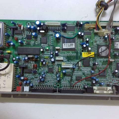 VESTEL 32'' LCD TV ANAKARTI / MAINBOARD FOR VESTEL TV. BOARD NO.S 17MB11-2, PC00212, 140604, 20186813, TFT 32'' CHIMEI