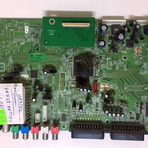 VESTEL MILLENIUM 26735 LCD TV ANAKARTI / MAINBOARD FOR VESTEL TV. BOARD NO.S 17MB22-2, 021106, 20431259, 26442358, 17FC01-1, 010508