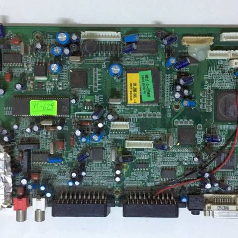 VESTEL 32'' LCD TV ANAKARTI / MAINBOARD FOR VESTEL TV. BOARD NO.S 17MB11-2, 170305, 25842132, 230490, TFT 32'' CHIMEI