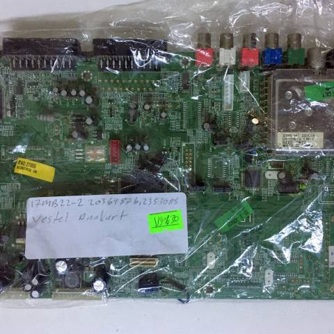 VESTEL 32 INCH LCD TV ANAKARTI / MAINBOARD FOR VESTEL TV. BOARD NO.S 17MB22-2, 021106, 20369876, 2353085, 20425628, 26422984