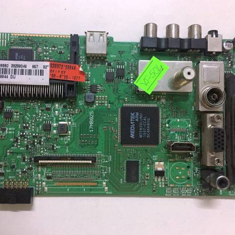 VESTEL 32'' INCH LED TV ANAKARTI / MAINBOARD FOR VESTEL TV. BOARD NO.S 17MB82S, 14042014 R4A, 10098860, 23239049, 27409844