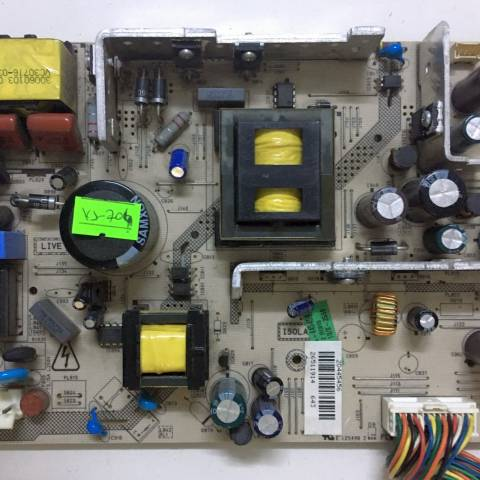 VESTEL 32VH3000 LCD TV BESLEME KARTI / POWER BOARD FOR VESTEL TV, BOARD NO.S  17PW26-4, 100409, 20445456, 26511914, E 125498 (SKU: VS-711)