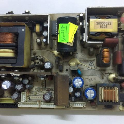VESTEL LCD TV BESLEME KARTI / POWER BOARD FOR VESTEL TV, BOARD NO.S  17PW15-8, 30036822