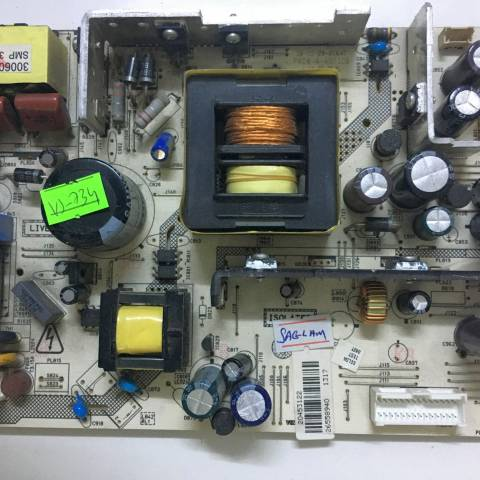 VESTEL LCD TV BESLEME KARTI / POWER BOARD FOR VESTEL TV, BOARD NO.S  17PW26-4, 20453122, 20453126, 26558940