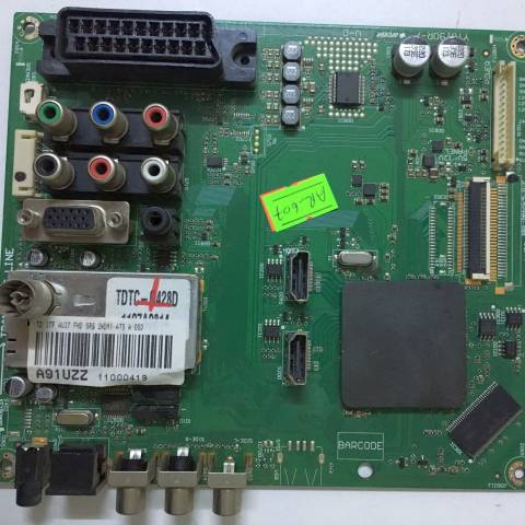 BEKO F 94-203 FHD LCD TV ANAKARTI / MAINBOARD FOR ARCELIK & BEKO TV. BOARD NO.S YTD190R-7, A91UZZ, V-0, TD 37F AU37 (SKU: AR-607)