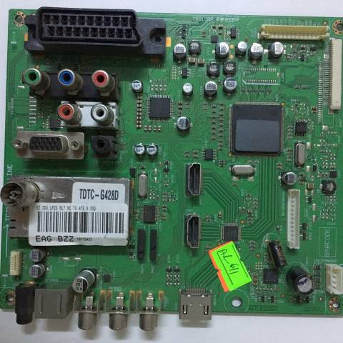 ARÇELİK TV 82-203 3HD LCD TV ANAKARTI / MAINBOARD FOR ARCELIK & BEKO TV. BOARD NO.S YRQ190R-8, EAG BZZ, SZ 32W LP23 MLT (SKU: AR-611)